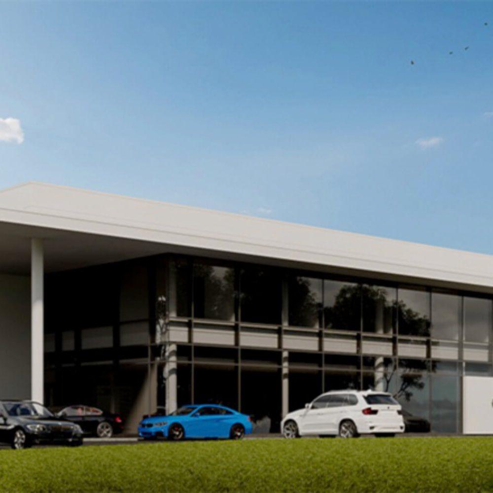 Kolejny salon oraz serwis BMW i MINI Premium Arena