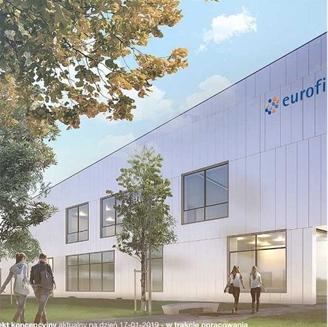 Zbudujemy laboratorium żywieniowe dla EUROFINS w Łodzi na terenie